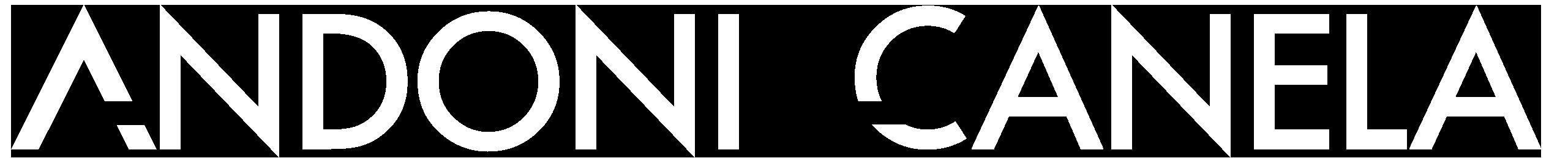 Andoni Canela logo