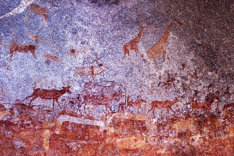 Tsodilo Hills, el museo más antiguo del planeta